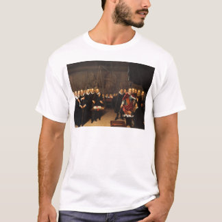 Allegory of the Theological Dispute Arminianists T-Shirt