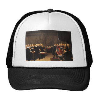 Allegory of the Theological Dispute Arminianists Trucker Hat