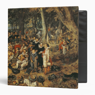 Allegory of the Truce of between the Binder