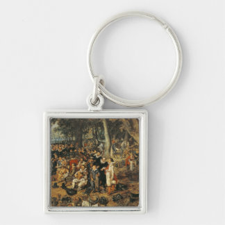 Allegory of the Truce of between the Keychain