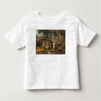 Allegory of the Truce of between the Toddler T-shirt