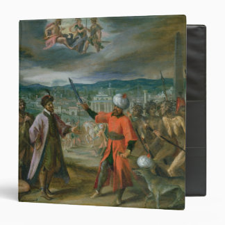 Allegory of the Turkish Wars 3 Ring Binders