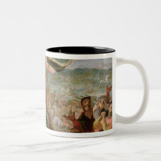 Allegory of the Turkish Wars Mug