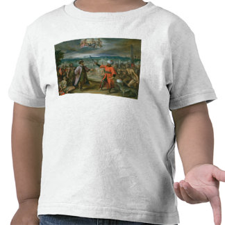 Allegory of the Turkish Wars Tee Shirts