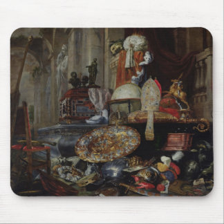 Allegory of the Vanities of the World, 1663 Mouse Pad