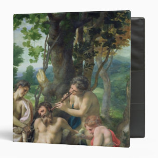 Allegory of the Vices, 1529-30 3 Ring Binder