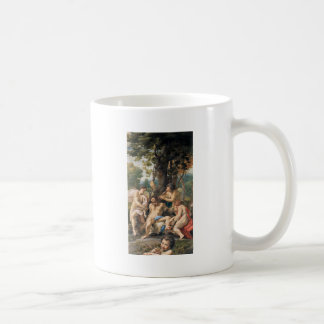 Allegory of the Vices by Correggio Coffee Mug