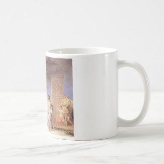Allegory of the virtues of King João VI by Domingo Coffee Mug