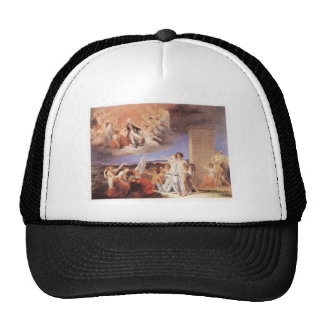 Allegory of the virtues of King João VI by Domingo Trucker Hat