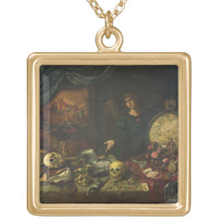 Allegory of Vanity 1650-60 oil on canvas Jewelry