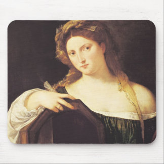 Allegory of Vanity Mouse Pad