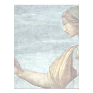 Allegory Of Virtue Detail By Raffael (Best Quality Personalized Letterhead