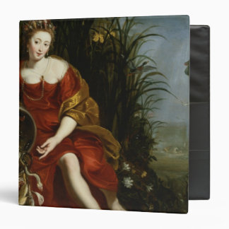 Allegory of Water 3 Ring Binder