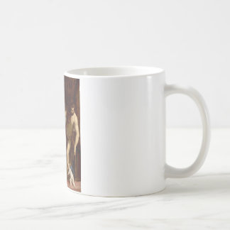 Allegory of Wisdom and Strength by Paolo Veronese Coffee Mug