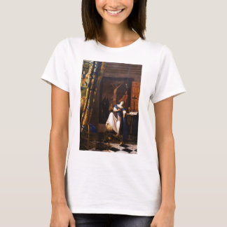 Allegory on Faith by Johannes Vermeer T-Shirt