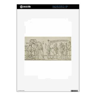 Allegory on Social Injustice by Albrecht Durer Skins For iPad 2