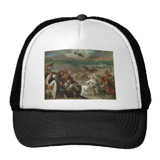 Allegory on the conquest of Stuhlweißenburg Trucker Hat
