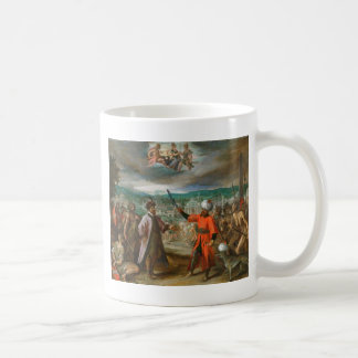Allegory on the declaration of war Constantinople Coffee Mug