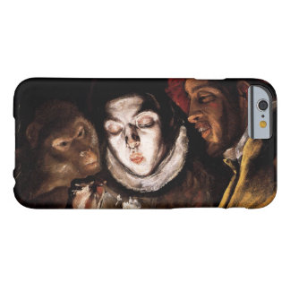 Allegory with Boy Lighting Candle by El Greco Barely There iPhone 6 Case