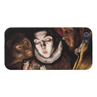 Allegory with Boy Lighting Candle by El Greco Case For iPhone SE/5/5s