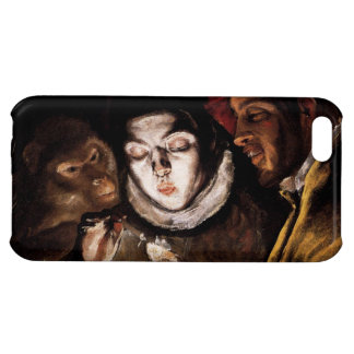 Allegory with Boy Lighting Candle by El Greco iPhone 5C Case