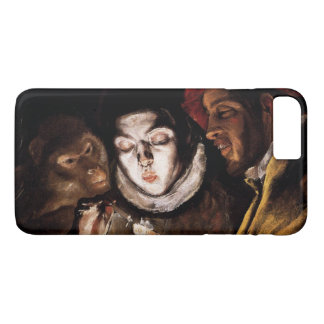 Allegory with Boy Lighting Candle by El Greco iPhone 7 Plus Case