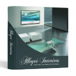 Allegré Home Stager Interior Designer Binder