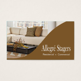 Stager Business Cards & Templates | Zazzle