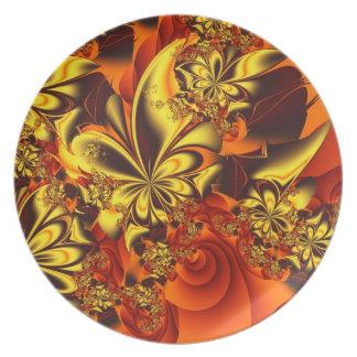Allegro (Plate) Melamine Plate