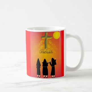 """Alleluia"" Catholic Religious Gifts Coffee Mug"