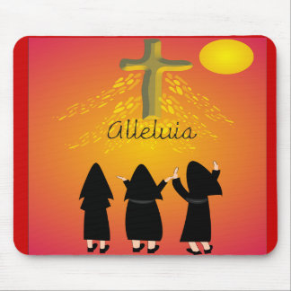 Alleluia Catholic Religious Gifts Mousepads