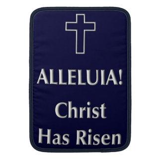 Alleluia! Christ Has Risen MacBook Sleeve
