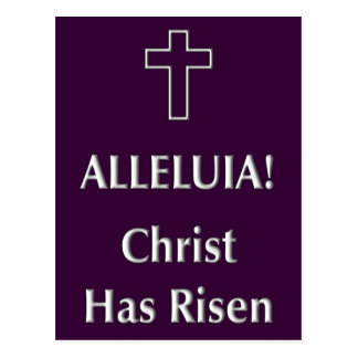 Hallelujah, He Is Risen! (Romans 6:4, KJV) Bulletins, 100