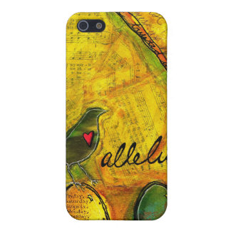 Alleluia iPhone SE/5/5s Case
