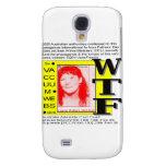 Allen aUnwin stole my photo its Not Leanne Walters Galaxy S4 Case