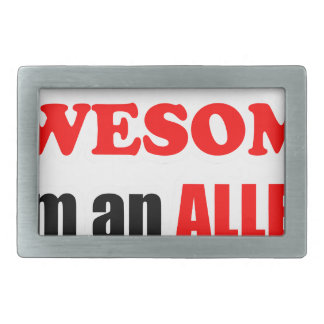 Allen Awesome Family Belt Buckles