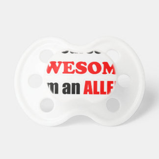 Allen Awesome Family Pacifiers