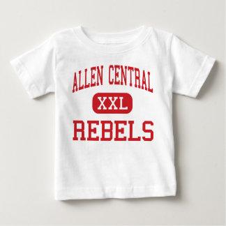 Allen Central - Rebels - Middle - Eastern Kentucky Baby T-Shirt