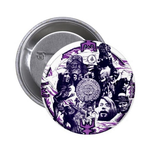 Allen Cohen Gathering of the tribes button