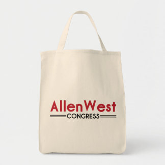 Allen del oeste para el congreso bolsa de mano