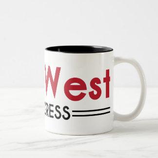 Allen del oeste para el congreso taza
