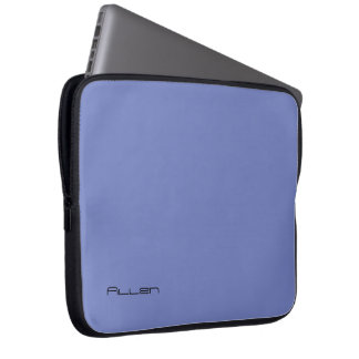 Allen Full Lilac Laptop Sleeve