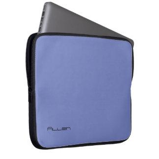 Allen Full Lilac Laptop Sleeve
