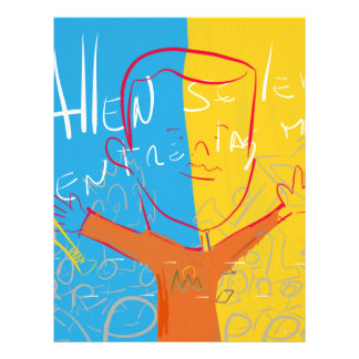 Allen Rises Among the Masses by Kelvin Huggins