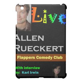Allen Rueckert LIVE Cover For The iPad Mini