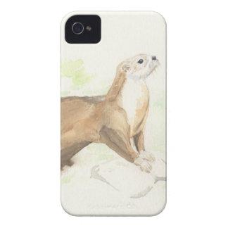 Allen the Otter iPhone 4 Case-Mate Case