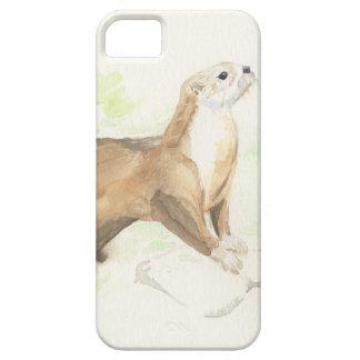 Allen the Otter iPhone SE/5/5s Case