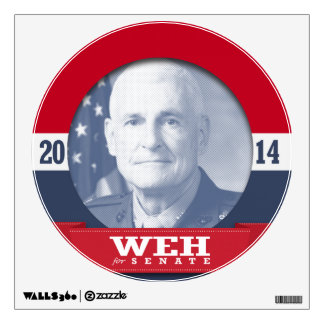ALLEN WEH -  CAMPAIGN.png Wall Sticker