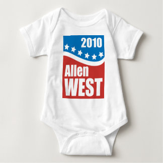Allen West 2010 Baby Bodysuit