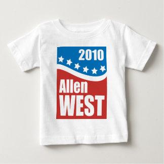 Allen West 2010 Baby T-Shirt